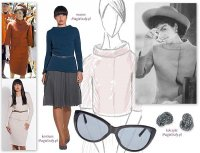 Jesień w stylu Jackie Kennedy